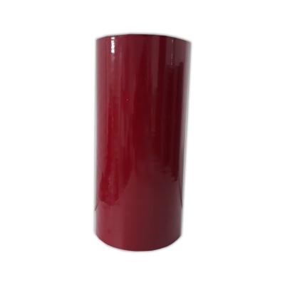 Vinilo Decorativo Autoadhesivo Brillante Rollo de 30cm de ancho por metro lineal - Color: Bordo