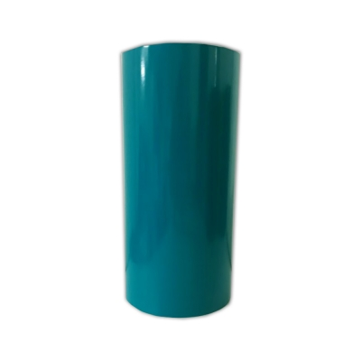 Vinilo Decorativo Autoadhesivo Brillante Rollo de 30cm de ancho por metro lineal - Color: Turquesa