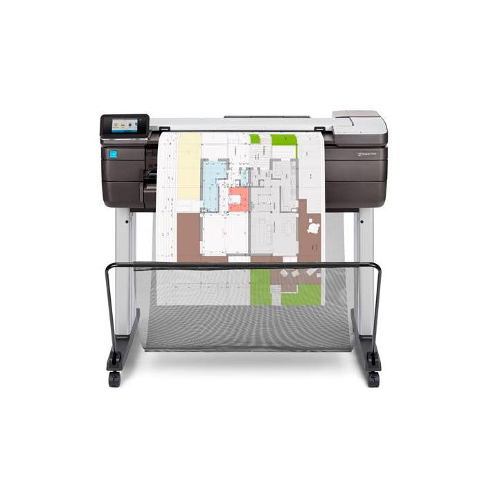 Impresora HP Designjet T830 Multifunción 24