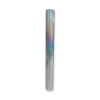 Toner Foil 32cms x 5,25mts (25 hojas A4) HOLOGRAFICO RAINBOW