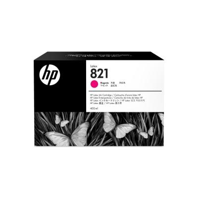 Cartucho HP Nº 821 Magenta 400 ml