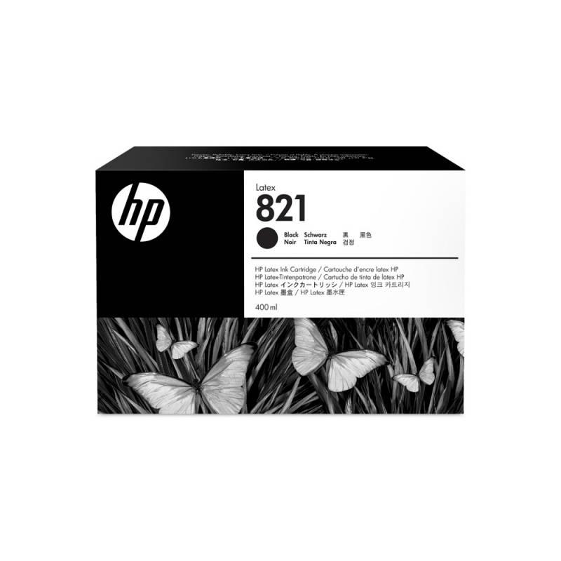 Cartucho HP Nº 821 Negro 400 ml
