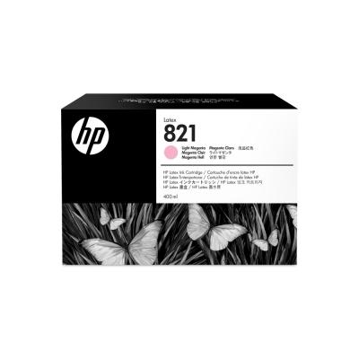 Cartucho HP Nº 821 Magenta Claro 400 ml