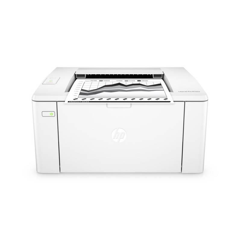 Impresora HP LaserJet Pro M102w
