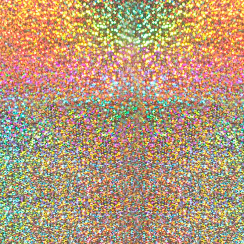 SISER HOLOGRAFICO Plata 50cm x ml