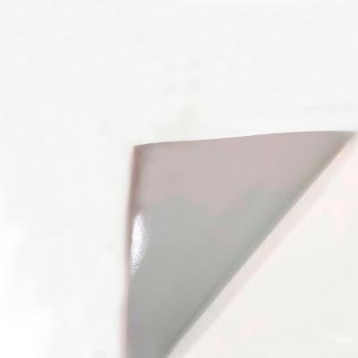 Vinilo Promocional 80mic BASE GRIS Brillante 1.27mts ancho