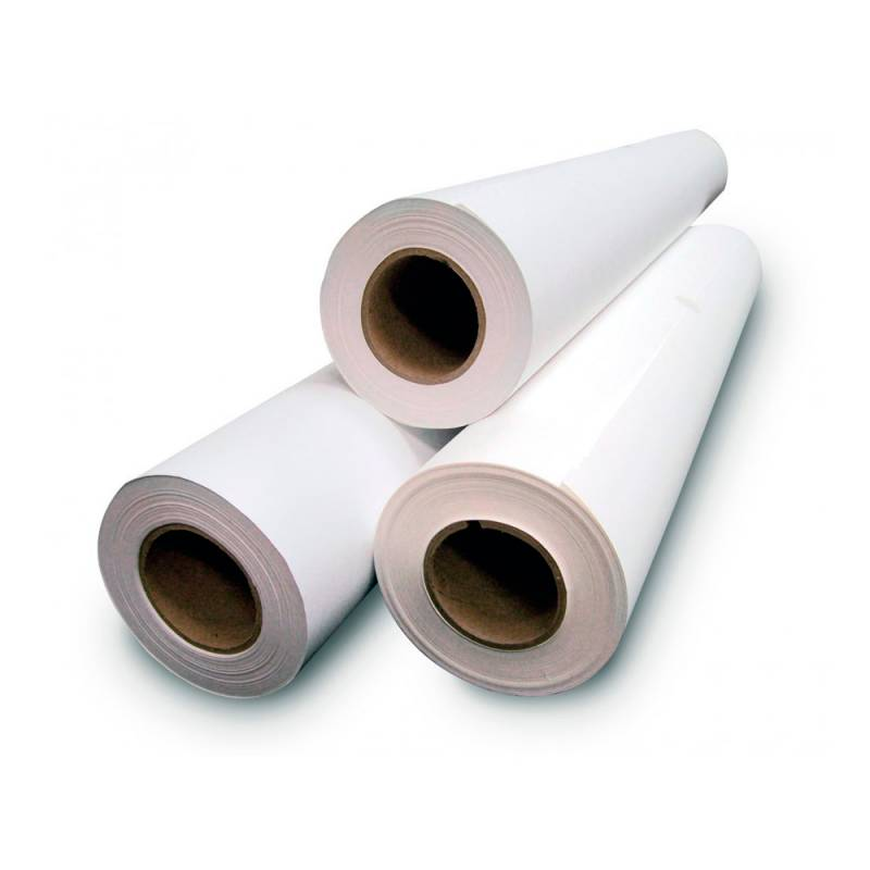 Rollo Papel Bond blanco 90g 18