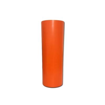 Vinilo Termotransferible 50 cm x Mt lineal Naranja