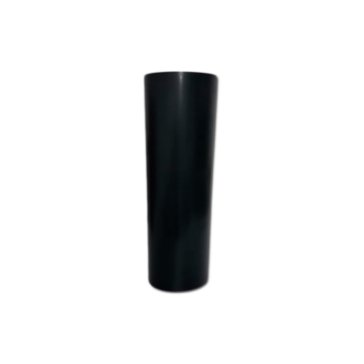 Vinilo Termotransferible 50 cm x Mt lineal Negro