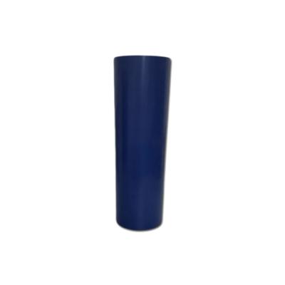 Vinilo Termotransferible 50 cm x Mt lineal Azul Oscuro