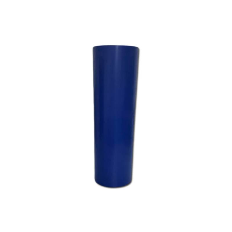 Vinilo Termotransferible 50 cm x Mt lineal Azul Real