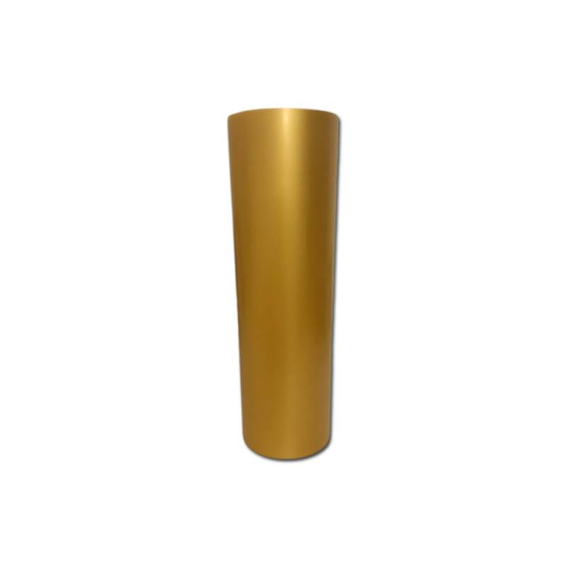 Vinilo Termotransferible 50 cm x Mt lineal Gold