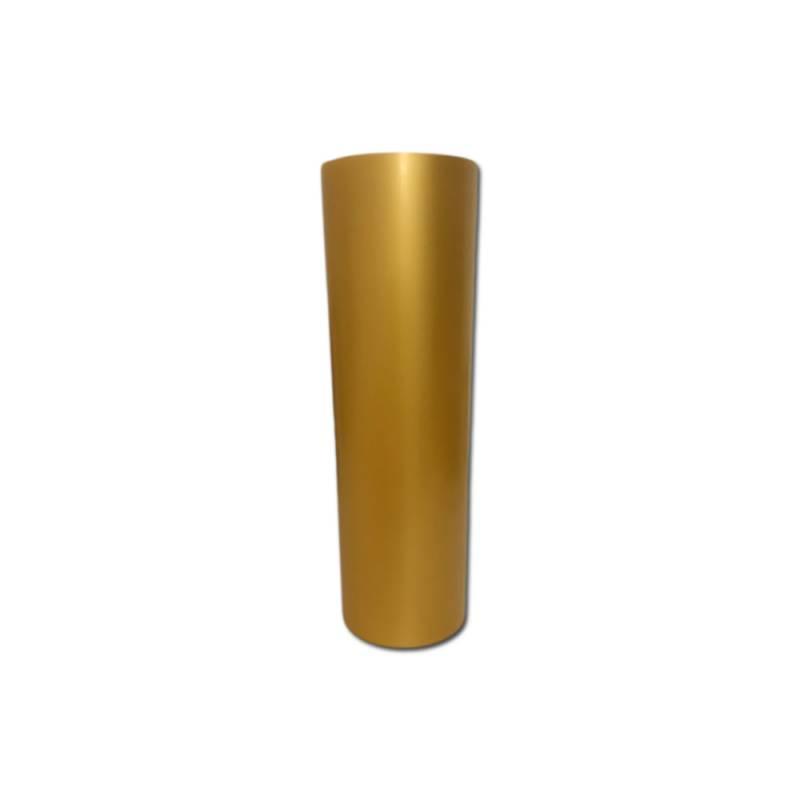 Vinilo Termotransferible 50 cm x Mt lineal Gold