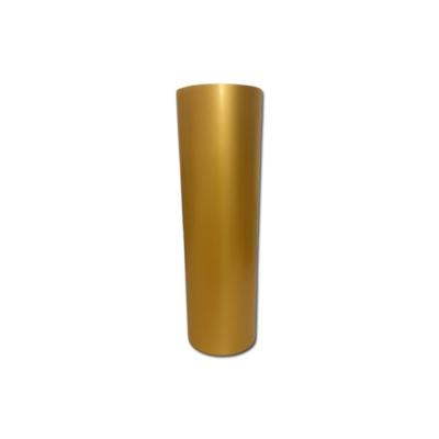 Vinilo Termotransferible 50 cm x Mt lineal Dorado