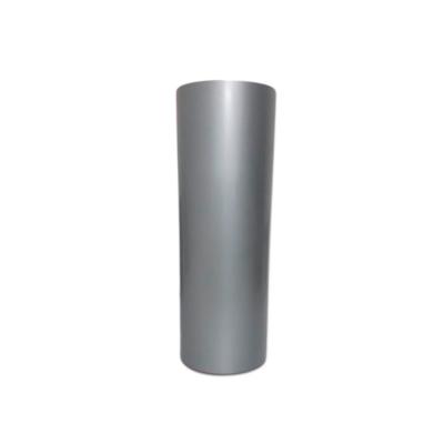 Vinilo Termotransferible 50 cm x Mt lineal Plata