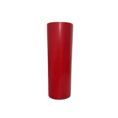 Vinilo Termotransferible 50 cm x Mt lineal Rojo