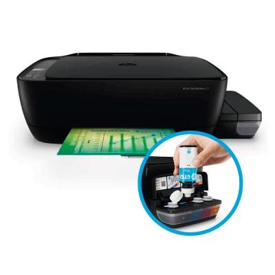 Impresora HP Ink Tank 415 Muntifuncional WiFi  -  Sistema Continuo